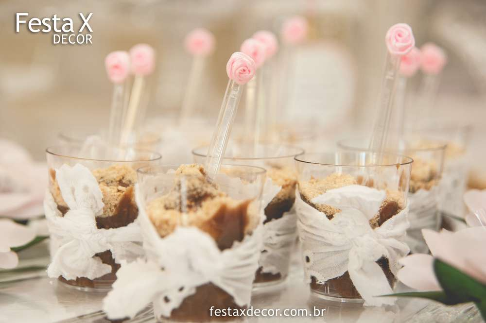 Baptism Cakes - Mini Servings