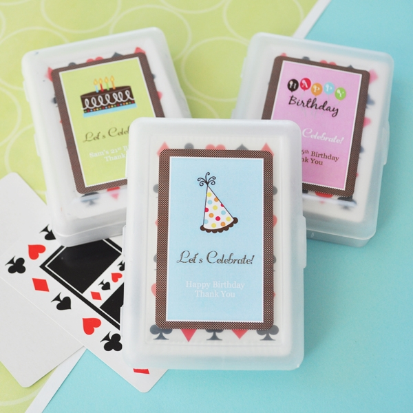 Personalized birthday favors custom birthday party favors seed packet favors birthday bookmarktalkfo Images