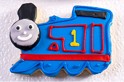New Children's Cookies as Birthday Favors
