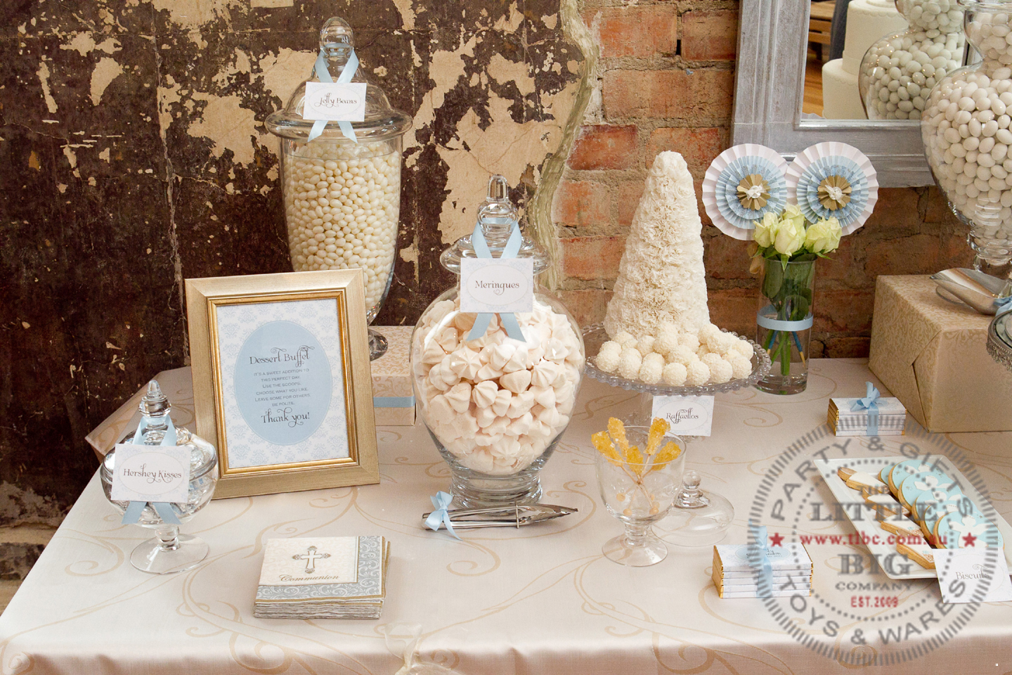 Great First Communion Party Table Ideas 1440 x 960 · 1259 kB · jpeg