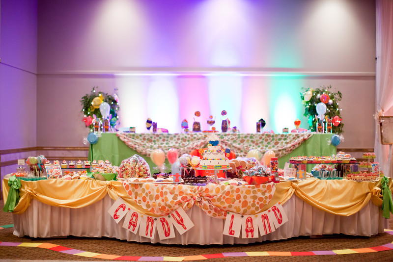 Candyland Theme Party Ideas