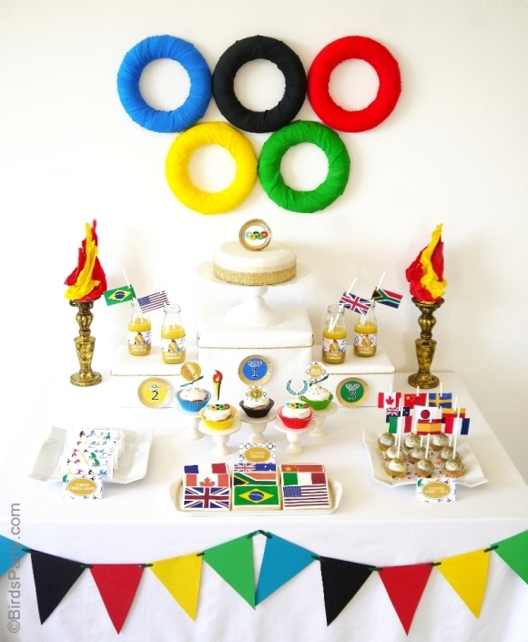 Olympics Decorations