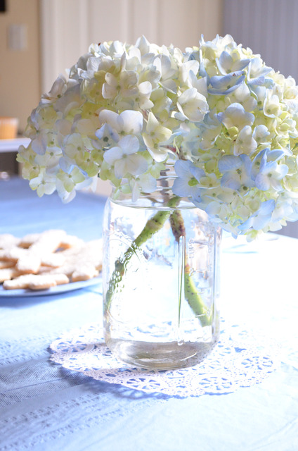 Communion ideas for boys blue decorations and supplies