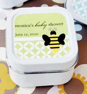 Bee Baby Shower Favors Party Gift Ideas