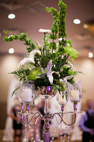 Cool Party Favors Green And White Wedding Reception