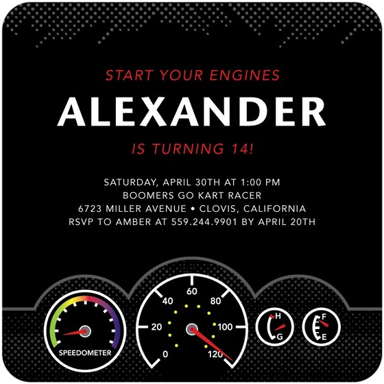Race Car Birthday Invitations could be nice ideas for your invitation template