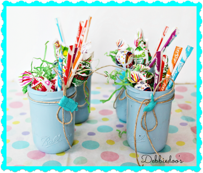 Baby Shower Centerpieces Homemade: Homemade Baby Shower Favors, Baby Rattle Pops
