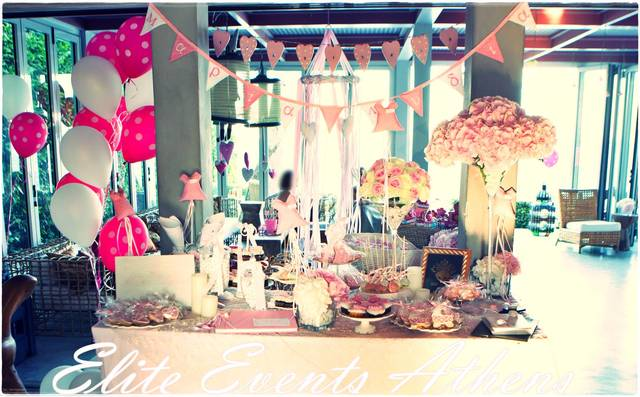 Baptism Party Ideas for a Baby Girl