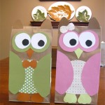 Owl Treat Bags
