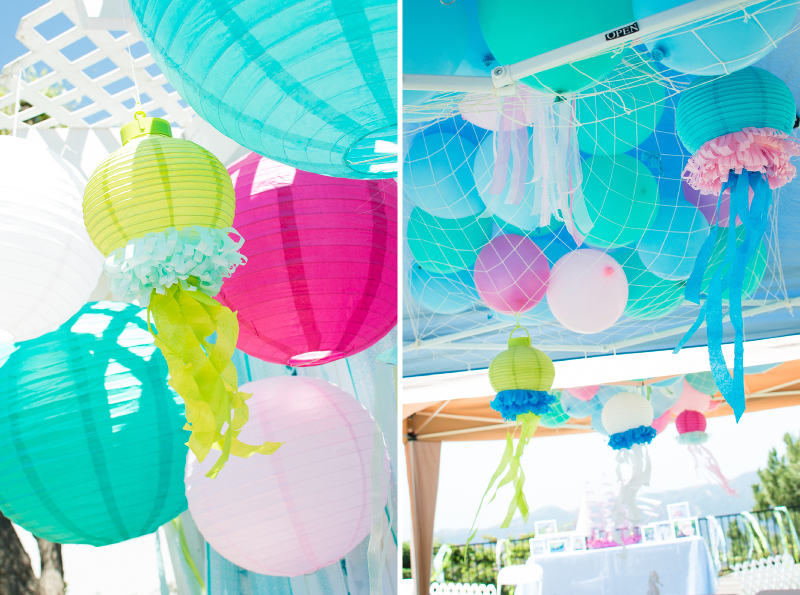 Sea Themed Decorating Ideas Part - 21: Dessert ...