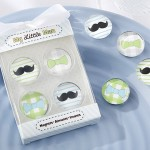 Little Man Baby Shower Favors – Bow Tie and Mustache