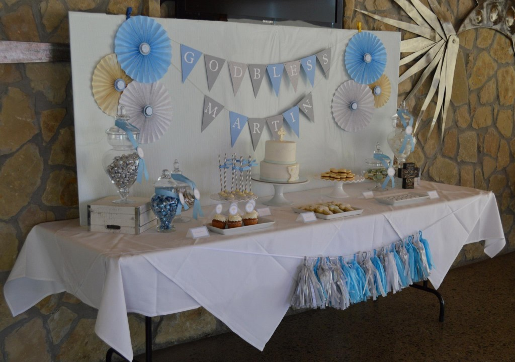 Communion party ideas for 1st communion decoration ideas