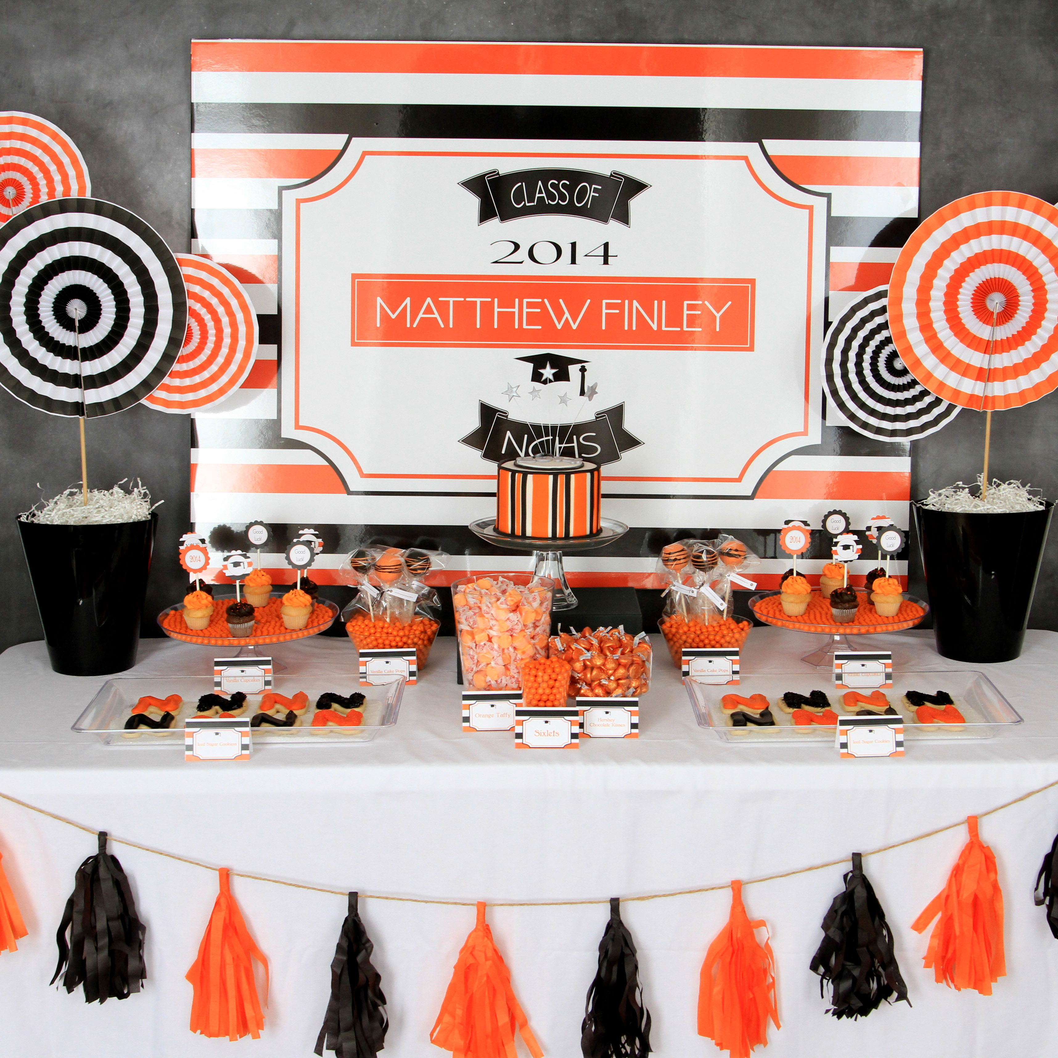 Cool Party Favors | Graduation Party Ideas 2014