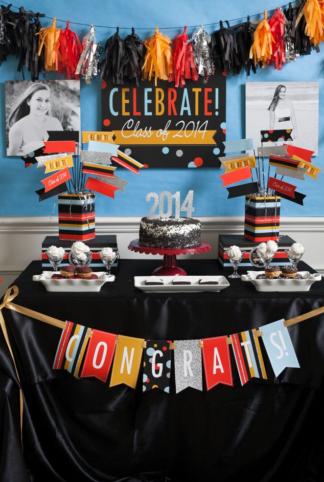 Graduation Party Ideas 2014