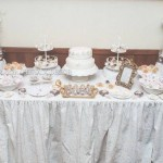 Christening Party – Elegant Cakes, Decorations and Favors