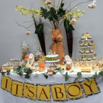 Jungle Baby Shower