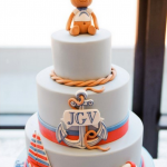 Nautical Theme Christening