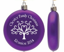 New Christmas Ornaments