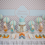 Boys Christening Party Ideas