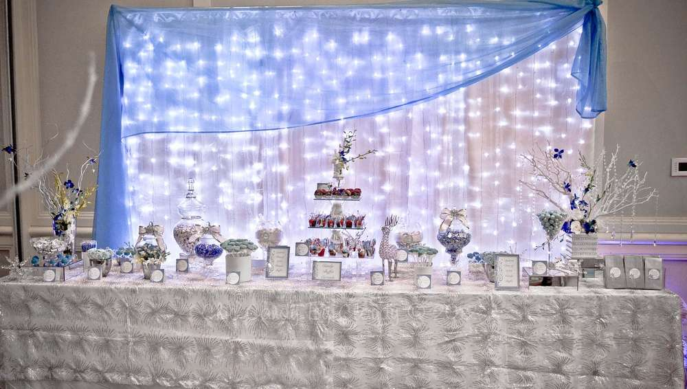 Winter Wonderland Party Ideas