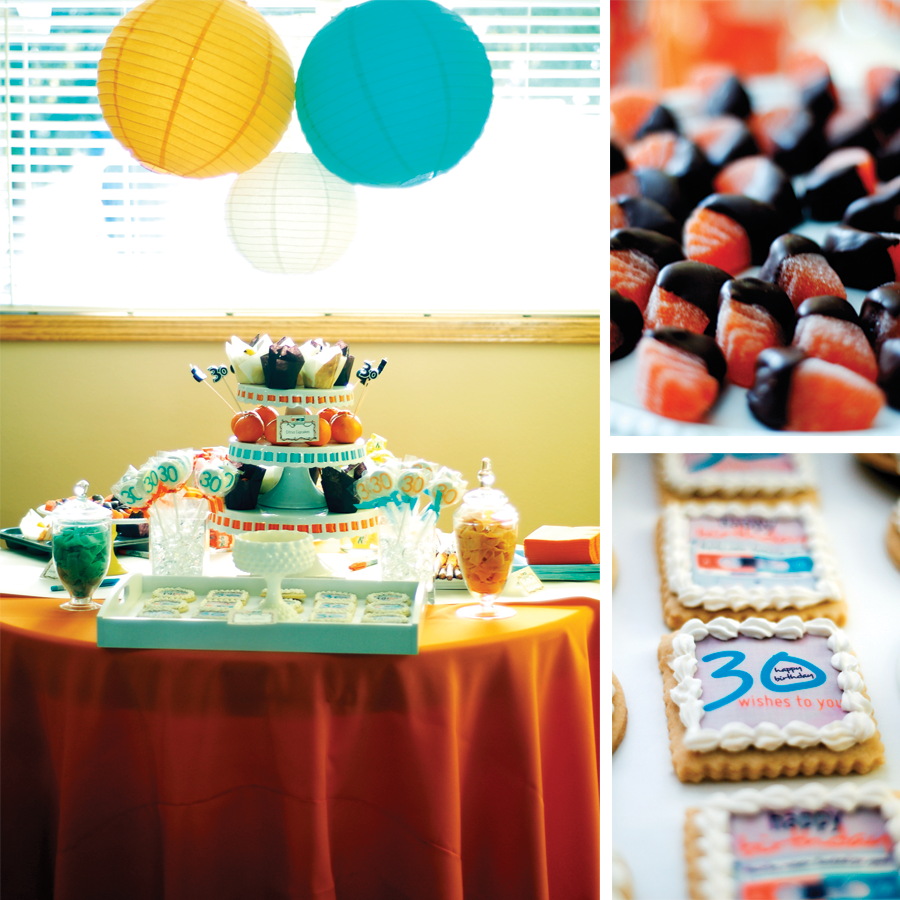 80s Theme Birthday Party Ideas 30th