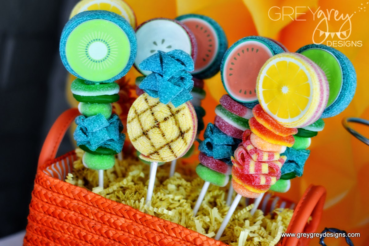 2 year old party idea fruit theme party - Fruit designs for parties ...
