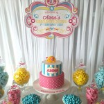 Circus Party Ideas – Christening
