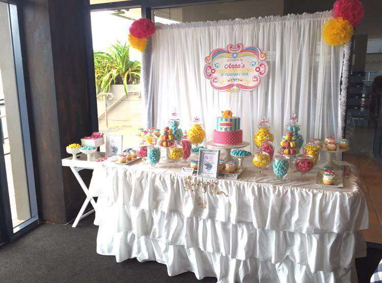 Circus Party Ideas Carnival Christening