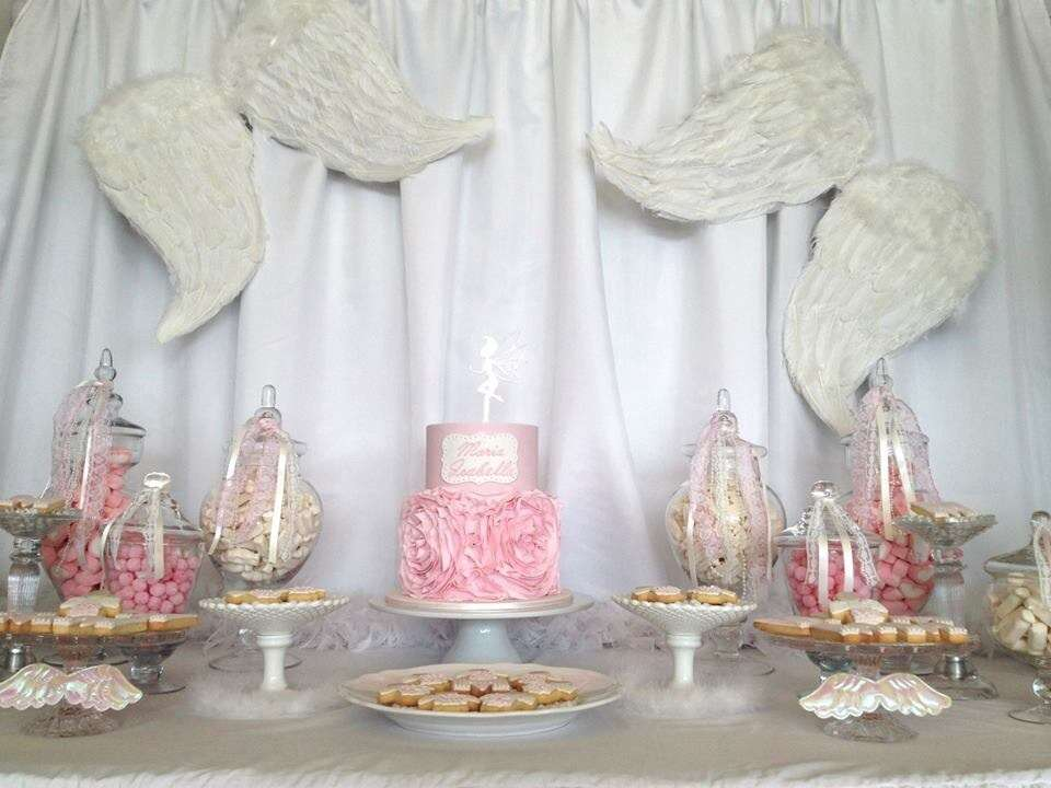 Angel Themed Party -  Birthday And Christening