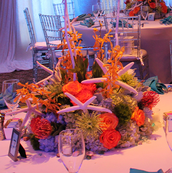 Under The Sea Bat Mitzvah Nautical Beach Party