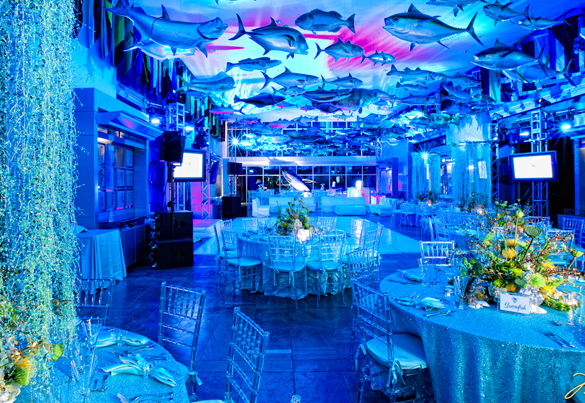 Under the Sea Bat Mitzvah