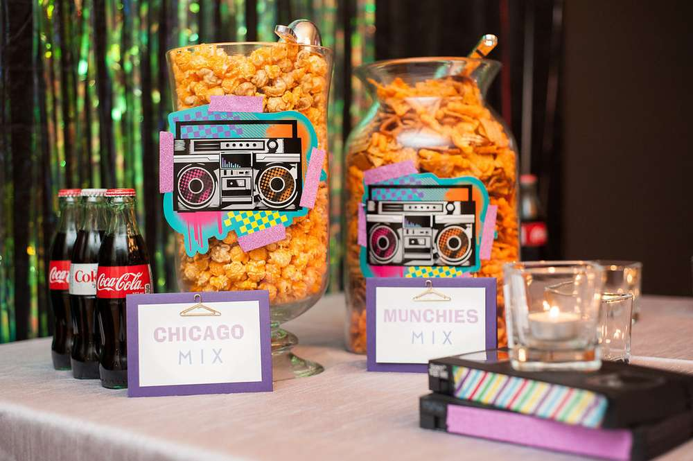 30th Birthday Decoration Ideas For Her Of 30th Birthday Party
