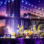 New York Theme Party Bar Mitzvah