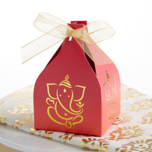 Indian Wedding Favor Boxes