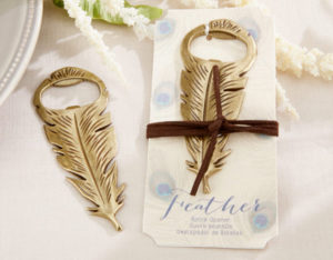 Indian Peacock Wedding Favors