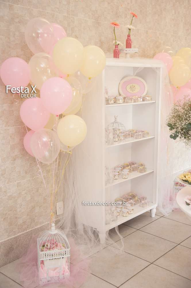 Christening Party Decorations