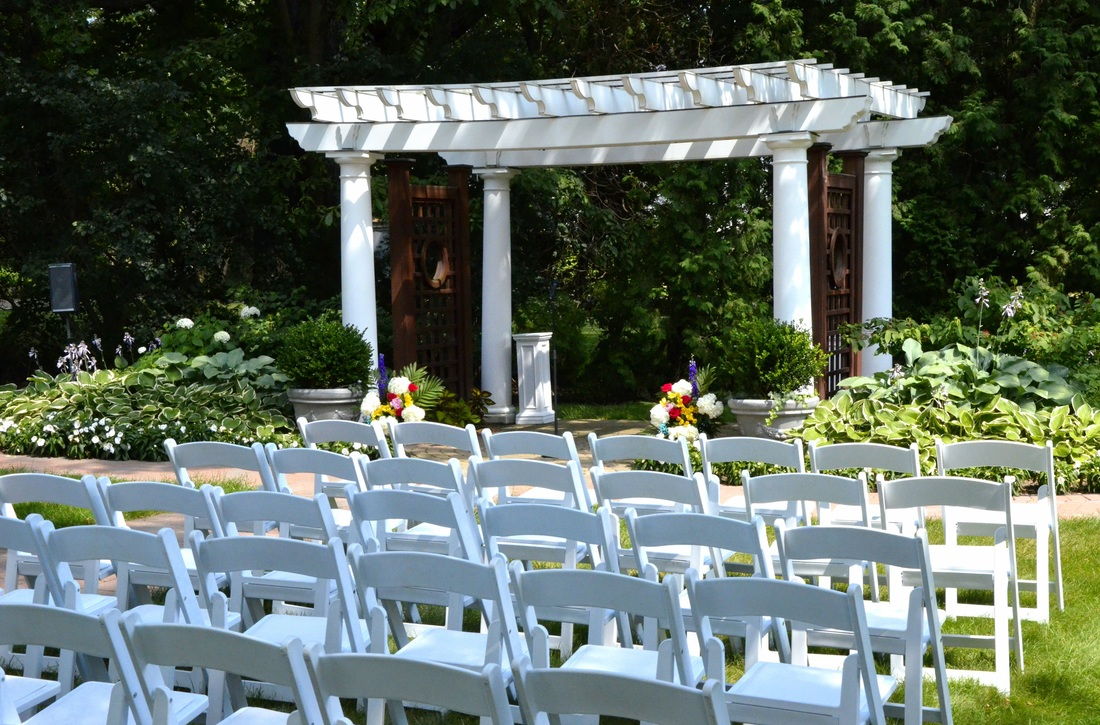 Outdoor Wedding Ann Arbor