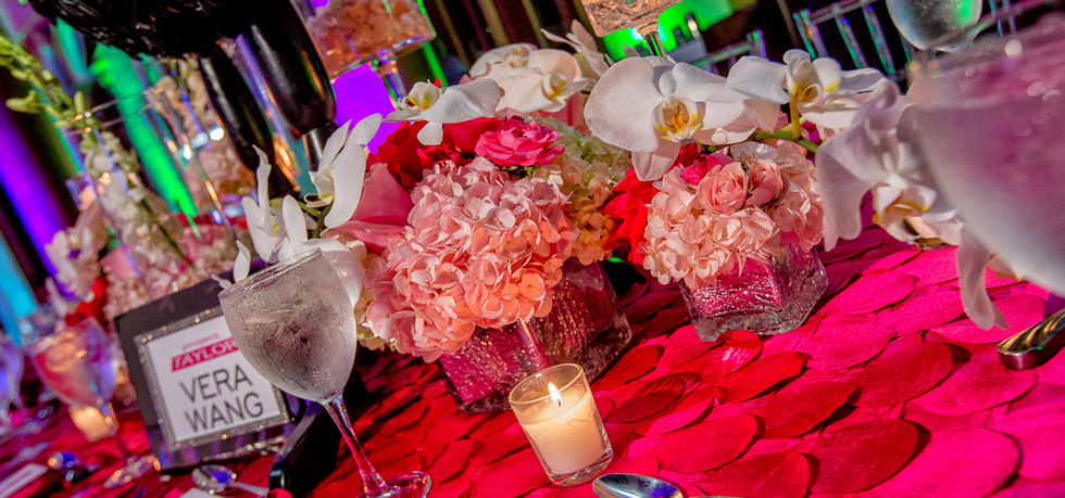 Fashion Theme Party Table Decorations