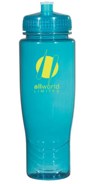 Personalized Sports Water Bottles